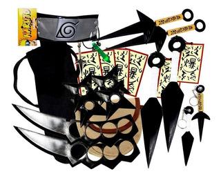 Kit Kunai Naruto Ninja Bandana Naruto Yondaime Tsunade K47