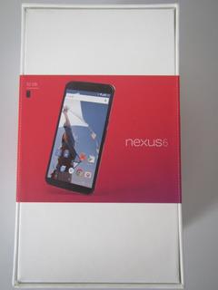 Celular Google Nexus 6 32gb Novo Lacrado Importado Dos Usa