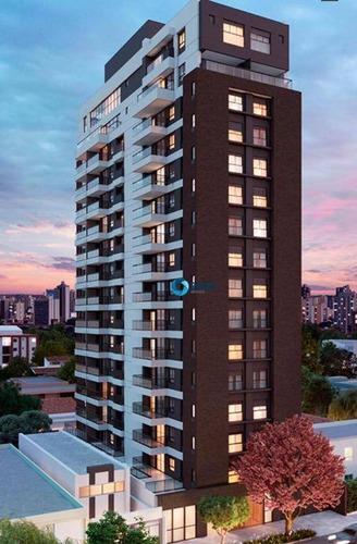 Lindo Apartamento Com 2 Dormitórios À Venda, 52 M² Por R$ 776.812 - Indianópolis - São Paulo/sp - Ap11891