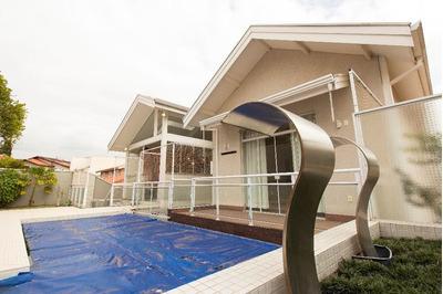 Casa Residencial À Venda, Condomínio Villagio Capriccio, Louveira - Ca1033. - Ca1033