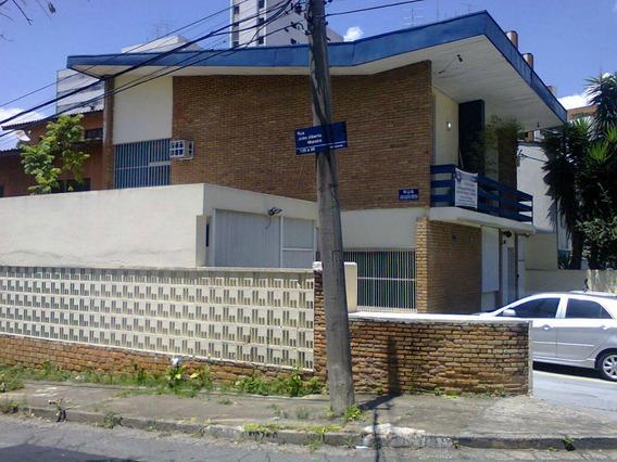 Sobrado Comercial À Venda, Pinheiros, São Paulo. - So0013
