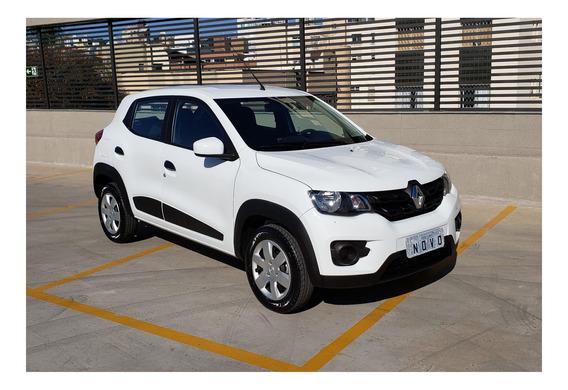 Renault Kwid Zen 1.0 Completo 2019