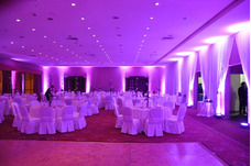 Alquiler De Luces Led Para Decorar Salones De Fiestas