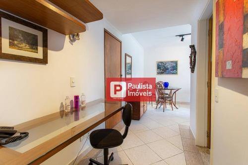 Apartamento Com 1 Dormitório Para Alugar, 60 M² - Vila Olímpia - São Paulo/sp - Ap30553