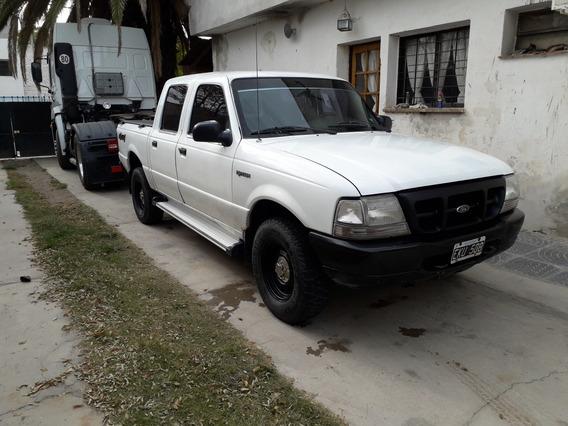 Ford Ranger 2.8 Xl I Dc 4x4 Plus 2004