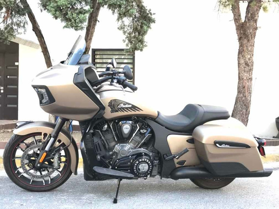 Indian Challenger Black Horse Nueva( Road Glide Cvo Limited
