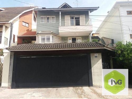 Imagem 1 de 22 de Sobrado À Venda, 350 M² Por R$ 1.900.000,01 - Vila Rosália - Guarulhos/sp - So0023