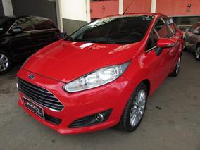 Ford Fiesta 1.6 Se Hatch 16v Flex 4p Powershift 2014