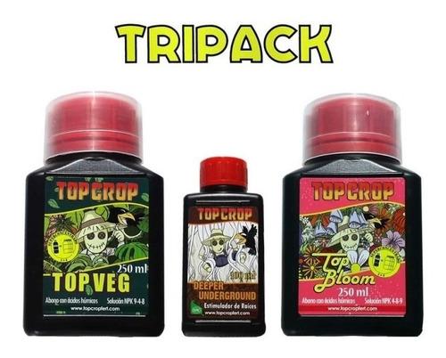 Top Crop - Tripack.