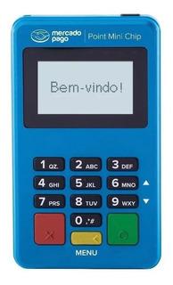 Point Mini Chip A Maquininha Cartão Mercado Pago Wi-fi Chip