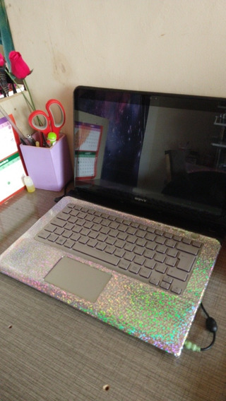 Notebook Sony Vaio Touch I5
