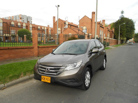 Honda Cr-v Lx At 2400cc Crv