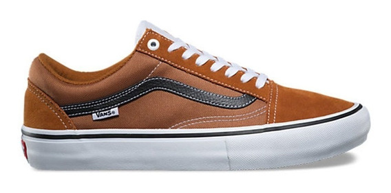 Vans Old Skool Pro 100% Originales Zapatillas Tenis
