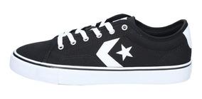 Zapatillas Hombre Converse Urbana Star Replay Negra-3035