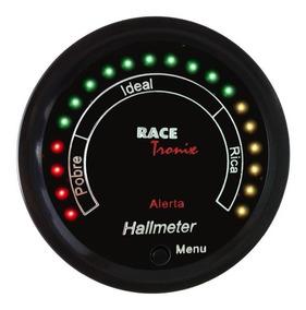 Hallmeter Programável 52mm Racetronix - Ar / Combustível