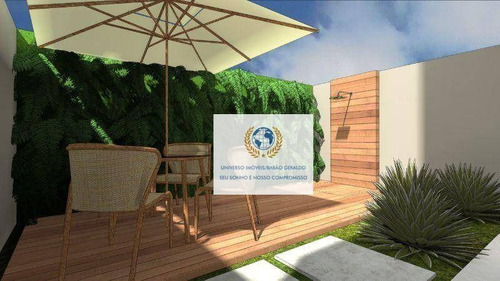 Imagem 1 de 5 de Casa Com 2 Dormitórios À Venda Por R$ 255.000,00 - Chácara Recreio Alvorada - Hortolândia/sp - Ca1413