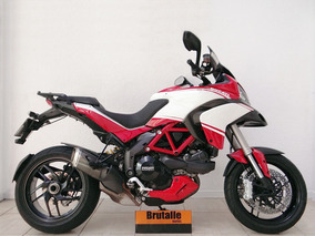 Ducati Multistrada 1200 S Pikes Peak 2013 Vermelha