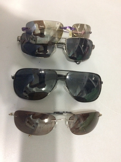 Oculos Importados + Relogio G Shock