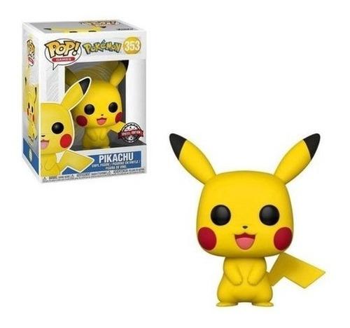 Pop! Funko Pikachu #353 | Pokémon