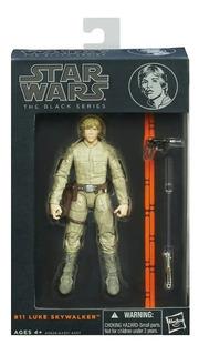 Luke Skywalker Bespin Black Series Detalles En Empaque