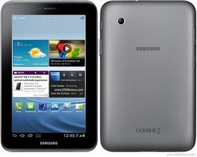 Tablet Samsung Galaxy Tab2 P-3110 + Capa Giratória