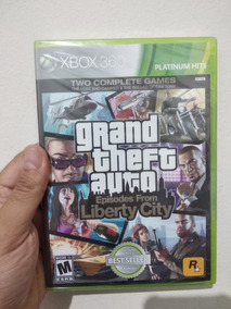 Gta - Grand Theft Auto: Episodes From Liberty City - Novo