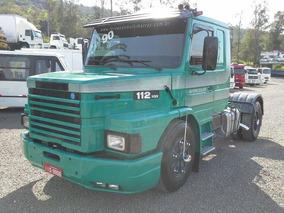 Scania T112 Hw - Toco 4x2 - Fernando Caminhões