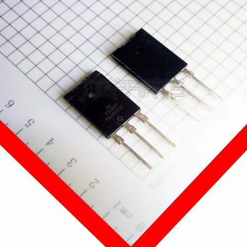 Bu2508df Transistor  Horizontal Orig Philips Ecg2353 Cb