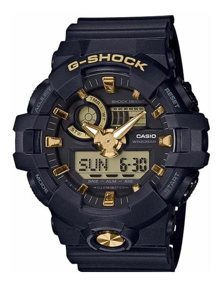 Relogio Casio G-shock Ga-710b-1a9 Ga-710b-1a4 Em 12x S/juros