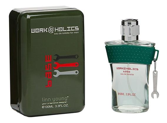 Linn Young Work@holics Base 100ml Eau De Toilette For Men
