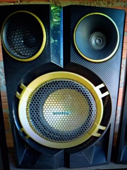1 Caixa De Som Philips Fx50x/78