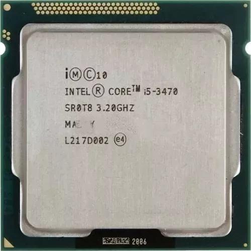 Processador Intel Core I5 3470 3.2ghz Lga1155 C/nota Fiscal