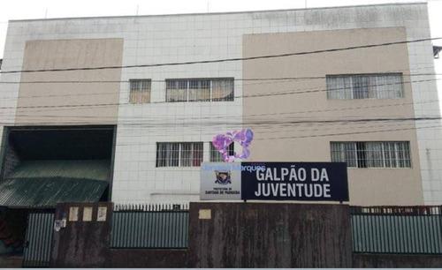 Imagem 1 de 2 de Galpão À Venda, 750 M² Por R$ 2.500.000,00 - Chácara Do Solar I (fazendinha) - Santana De Parnaíba/sp - Ga0030