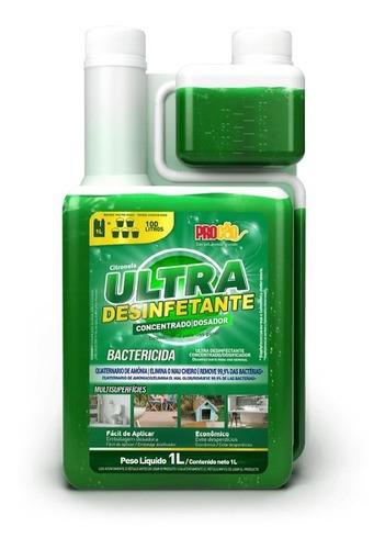 Imagem 1 de 1 de Ultra Desinfetante