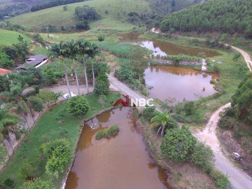 Sítio À Venda, 290400 M² Por R$ 2.000.000,00 - Paraíso De Igaratá - Igaratá/sp - Si0004