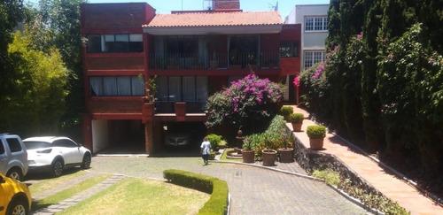 Imagen 1 de 15 de Casa En Renta, Paseo Del Pedregal / Jardines Del Pedregal