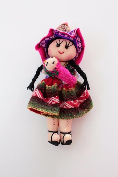 Bonequinha Artesanal Peruana