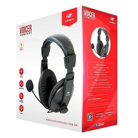 Headset Gamer Voicer Comfort Mi-2260arc C3tech