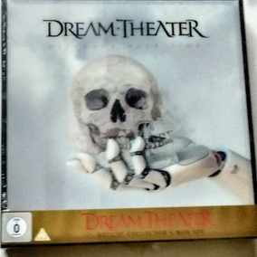 Dream Theater Distance Over Time / Deluxe Box Set