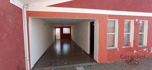 Imagem 1 de 16 de Casa Com 3 Dormitórios À Venda, 250 M² Por R$ 750.000,00 - Jardim Bela Vista - Nova Odessa/sp - Ca3076