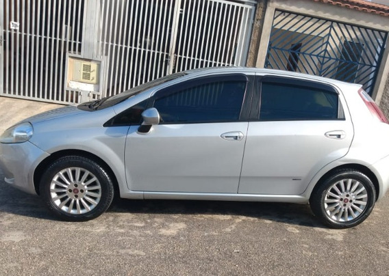 Fiat Punto 1.4 Elx Flex 5p 2010