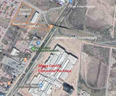 Terreno En Renta Sobre La Autopista México-pachuca