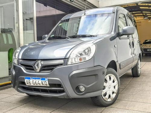 Renault Kangoo Authentique Plus 1.6 2017 Remato Hoy! (mac)