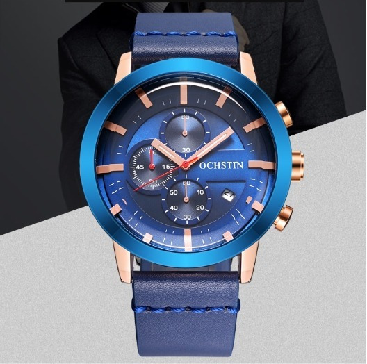 Relógio De Pulso Masculino Ochstin Gq078