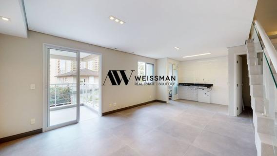 Apartamento - Alto De Pinheiros - Ref: 5557 - V-5557