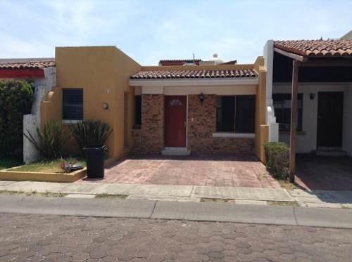 Casa En Renta Dentro De Coto Villas Cadiz