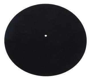 Placa De Disco, Material De Fieltro De Lana, Talla De 30cm