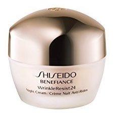 Shiseido Benefiance Wrinkleresist24 Crema Para La Noche, 1.7