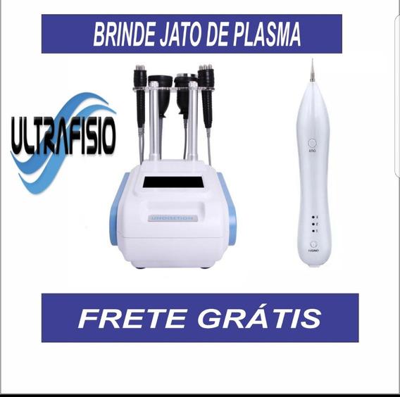 Pronta Entrega Radiofrequência + Lipocavitação Endermo +ja