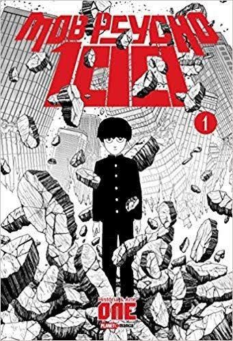 Manga Mob Psycho 100 Volumes 1 A 5